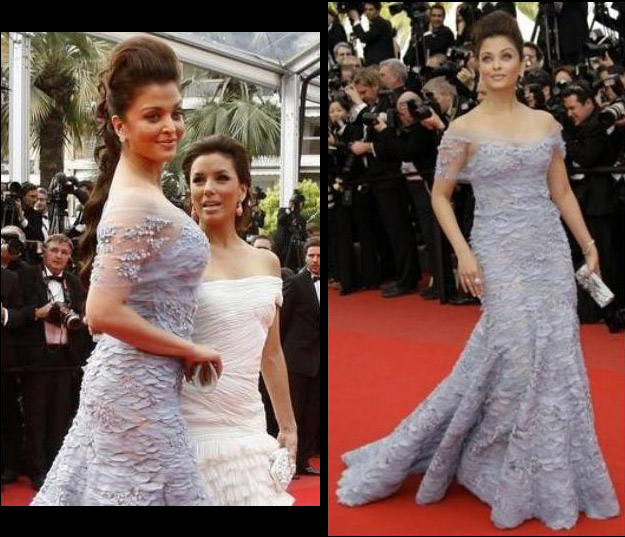 aish1 Aish Continues to Disappoint at Cannes