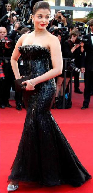Aish Continues to Disappoint at Cannes