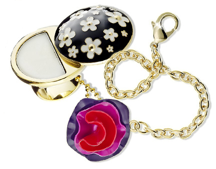 The new Marc Jacobs Daisy Solid Perfume Ring and Lola Solid Perfume Bracelet ...
