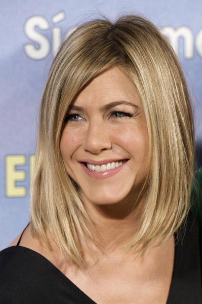 jennifer aniston new haircut 2011 pics. Stop press – Jennifer Aniston