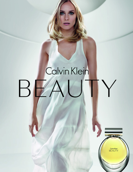 beauty model pgad Pretty Perfect: Calvin Klein Beauty