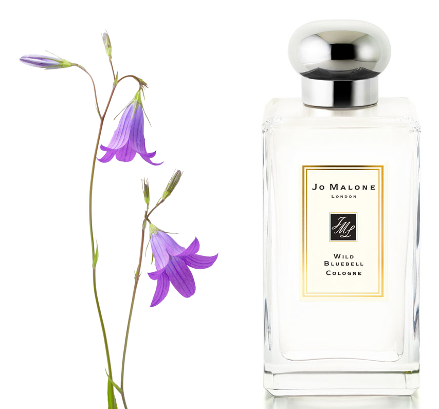 joe bluebells Of Wood Sprites and Fairy Charms: Jo Malones Wild Bluebell Cologne